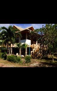 "Mi Casa""private room 2""great location - Ko Samui - Rumah"
