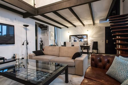 Luxurious And Central Loft - Sevilla