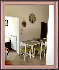 Piccolo appartamento nel cuore della Toscana - Leilighet