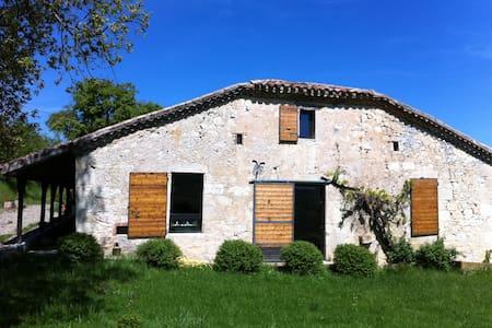 Maison de campagne Gersoise - Marsac