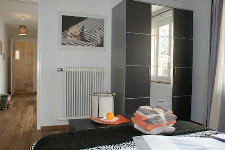 appartement meublé calme et proche du centre-ville - Neuchâtel - Appartement