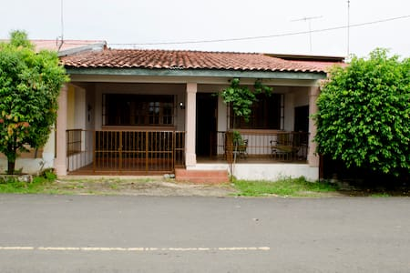 Santo Domingo Little House - Las Tablas - Haus