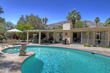 San Gorgonio Retreat - Rancho Mirage - House
