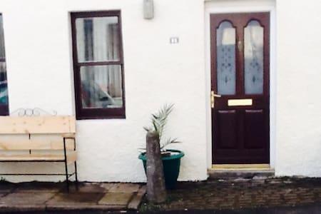 No 1 Shore Wynd, Invergordon - Hus