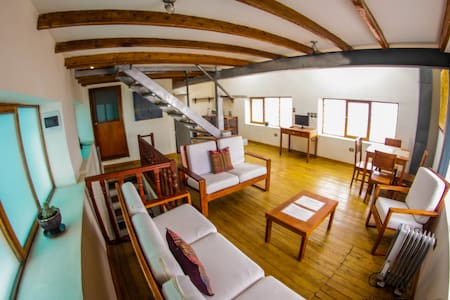 Fantastic loft in the historical centre - Cusco - Loft
