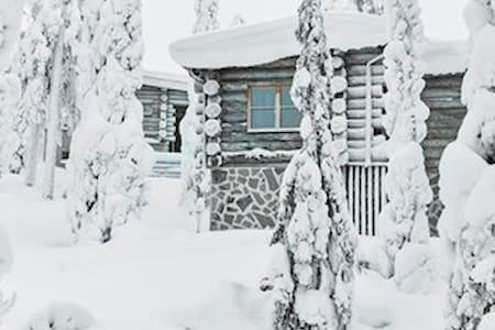 Keloruka Cottage - Kuusamo - Hytte (i sveitsisk stil)