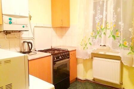 Cosy apartment for you. - Uzhhorod - Apartment