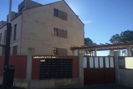 Flat in front of La lanzada beach - Appartamento