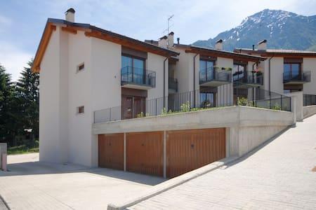 Lake Como:Appartamento ideale per vacanze di relax - Colico Piano - Wohnung