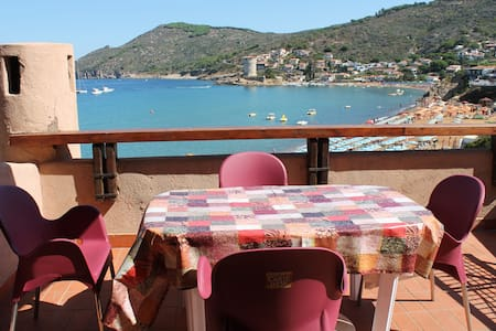 Apartment on the sea - Giglio Campese