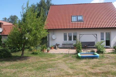 Urlaub an der Ostsee- Wohnung in Pruchten bis 4 P. - Wohnung