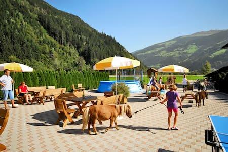 Wohnung (65m²) | 2-4 Personen, Urlaub am Bauernhof - Lakás