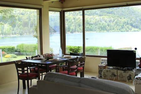 Beautiful Lakefront house with Amazing views - San Carlos de Bariloche - Casa