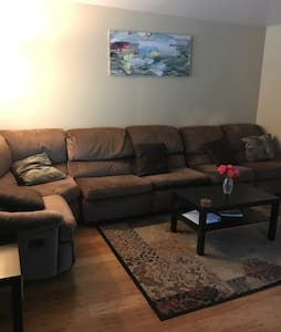 Private, great location Oakland apartment - Daire