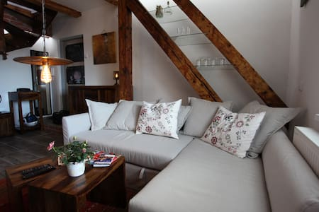 Little Big Loft in Old Town - Bratislava