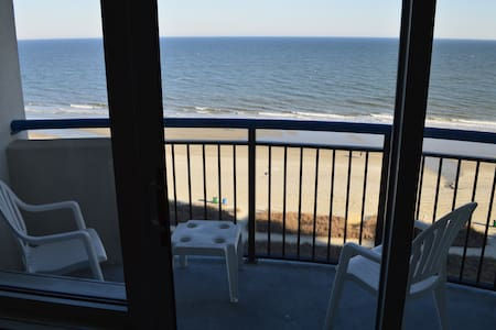 NEWLY RENOVATED OCEAN VIEW CONDO - Myrtle Beach - Apartment
