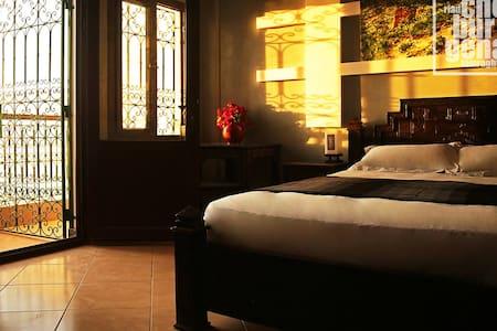 RIAD CHEBURGENA TAMRAGHT/DELUX ROOM WITH BREAKFAST - Agadir - Bed & Breakfast