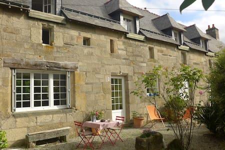 Gîte dans longère au coeur de la Bretagne - Lägenhet
