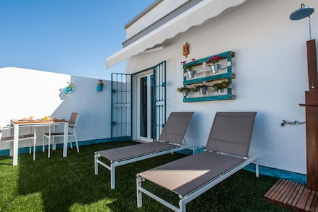 Lovely loft-attic with two terraces!Opening offer! - Sevilla - Loft