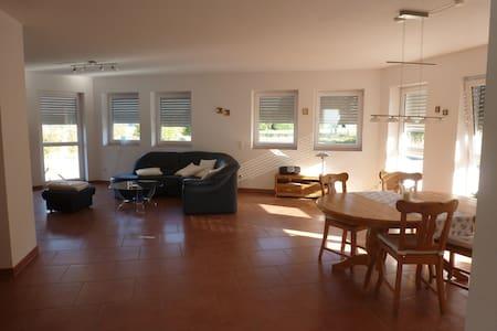 Große Wohnung im Mittelrhein Tal - Sankt Goar - Apartamento