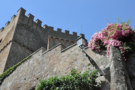 Castello Viterbese - Viterbese 1, sleeps 2 guests - Schloss