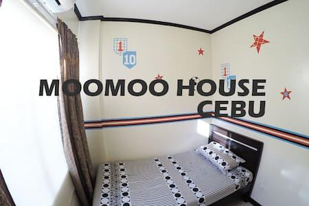 MOOMOO HOUSE 3 (SINGLE ROOM) - Lapu-Lapu - Bed & Breakfast