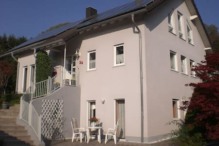 FeWo  Haus Lucky am Süßbach - Apartamento