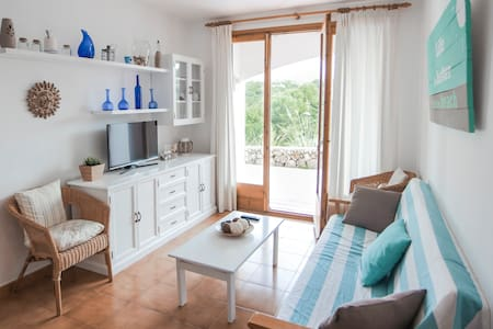 Nice apartment at 250m from beach - Arenal d'en Castell - Lejlighed