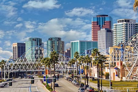 DELUXE LOFT 224 #FALLINLOVE - Long Beach - Loft