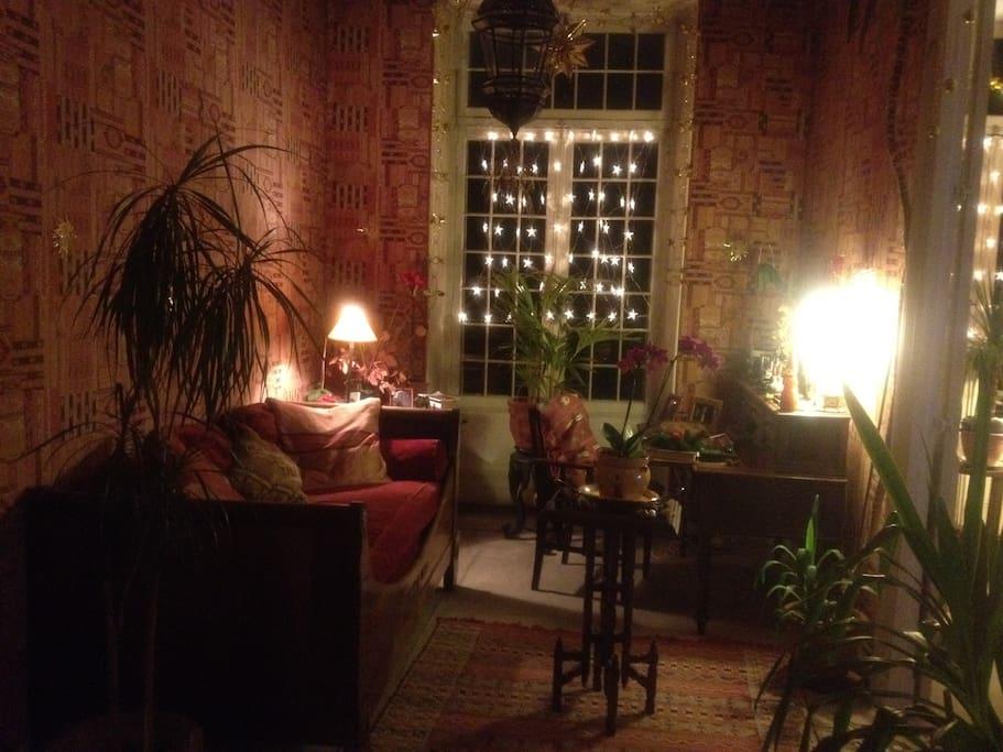 Petit salon,où relire sereinement India Song de Marguerite #D.
