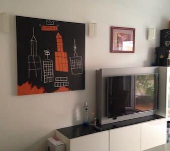 stanza singola satriano - Lägenhet