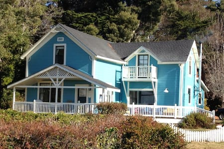 Blue Pacific Getaway - House