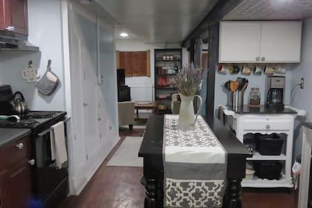 """""""The BungaLow"""" Private basement nook by Metro - Washington"""