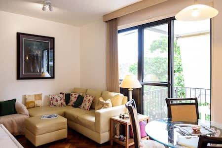 Charming little ensuite for ladies - Rio de Janeiro - Apartment