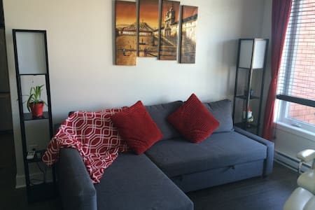 Room in nice apartment - Montreal  - Condominio