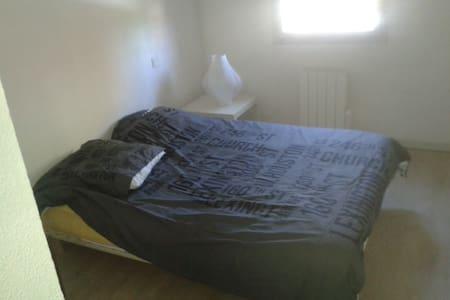 Chambre très calme et lumineuse - Toulouse - Flat