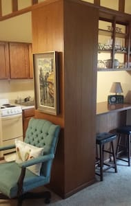 HEART Of CHAGRIN-1 BED w GARAGE - Leilighet