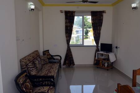 Varca Vacations 1 BHK Apartment - Wohnung