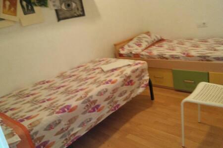 habitación doble, banyo y cocina - Alaior - Appartement