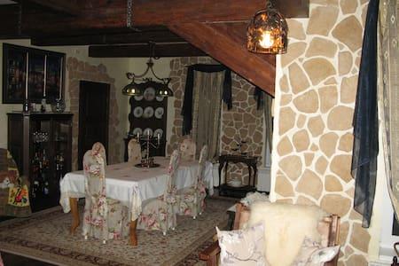 Гостевой дом на Рузском водохранилище - Rumah