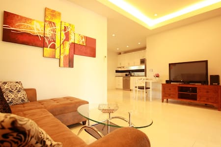 Cozy Spacious Apartment in Bang Sarey - Apartemen