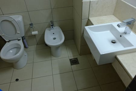 Spacious Room ensuite bathroom - Dubai - Apartment