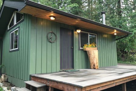 Cozy Union Cabin in Prime Location - Union - Cabana