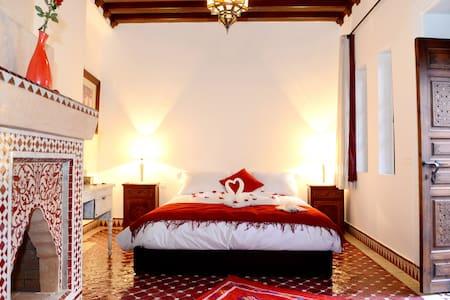 Lovely Riad in Medina, Suite Ahmar - House