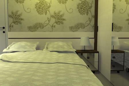 Um quarto aconchegante e barato. - Wohnung