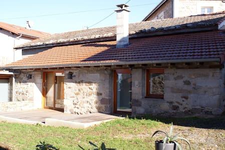 Maisonnette calme, terrasse, très beau village - Fontanes - Andre