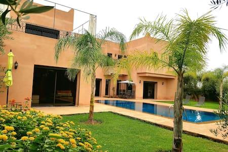 Splendide villa en exclusivité - Marrakesh