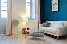 Picture of Superbe T1 au calme (terrasse+clim)