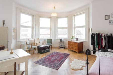 Charming Appartment in hip location - Wien - Apartment