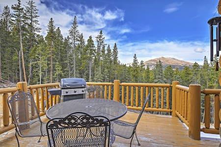 Large 6BR Alma Cabin Near Skiing! - Srub